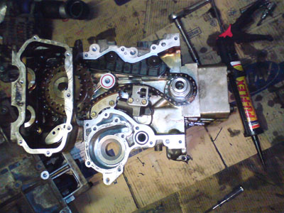 Loud timing belt | Micra Sports Club