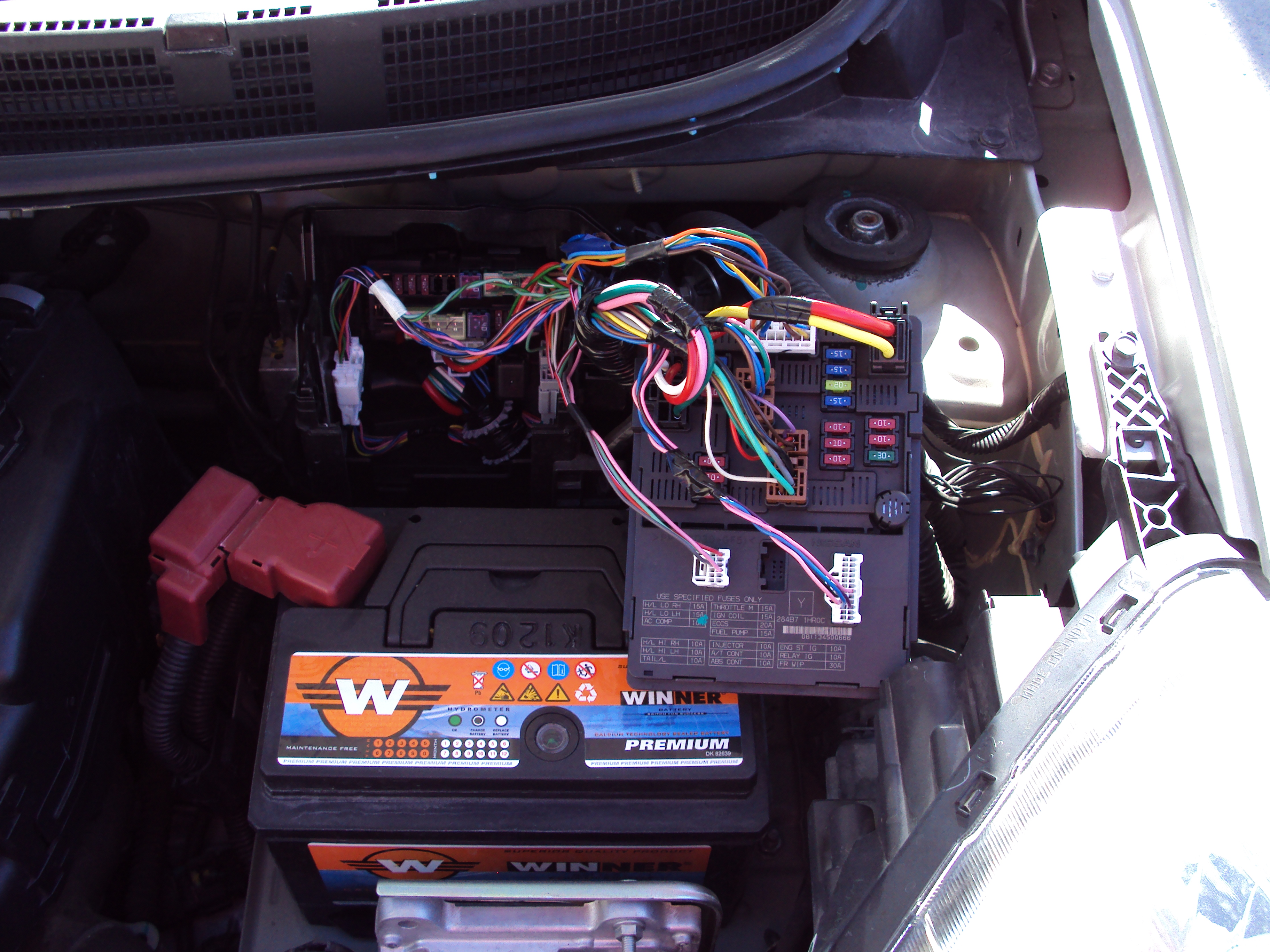 Guide To Find All The Fuses  Interior Fuse Box And Engine