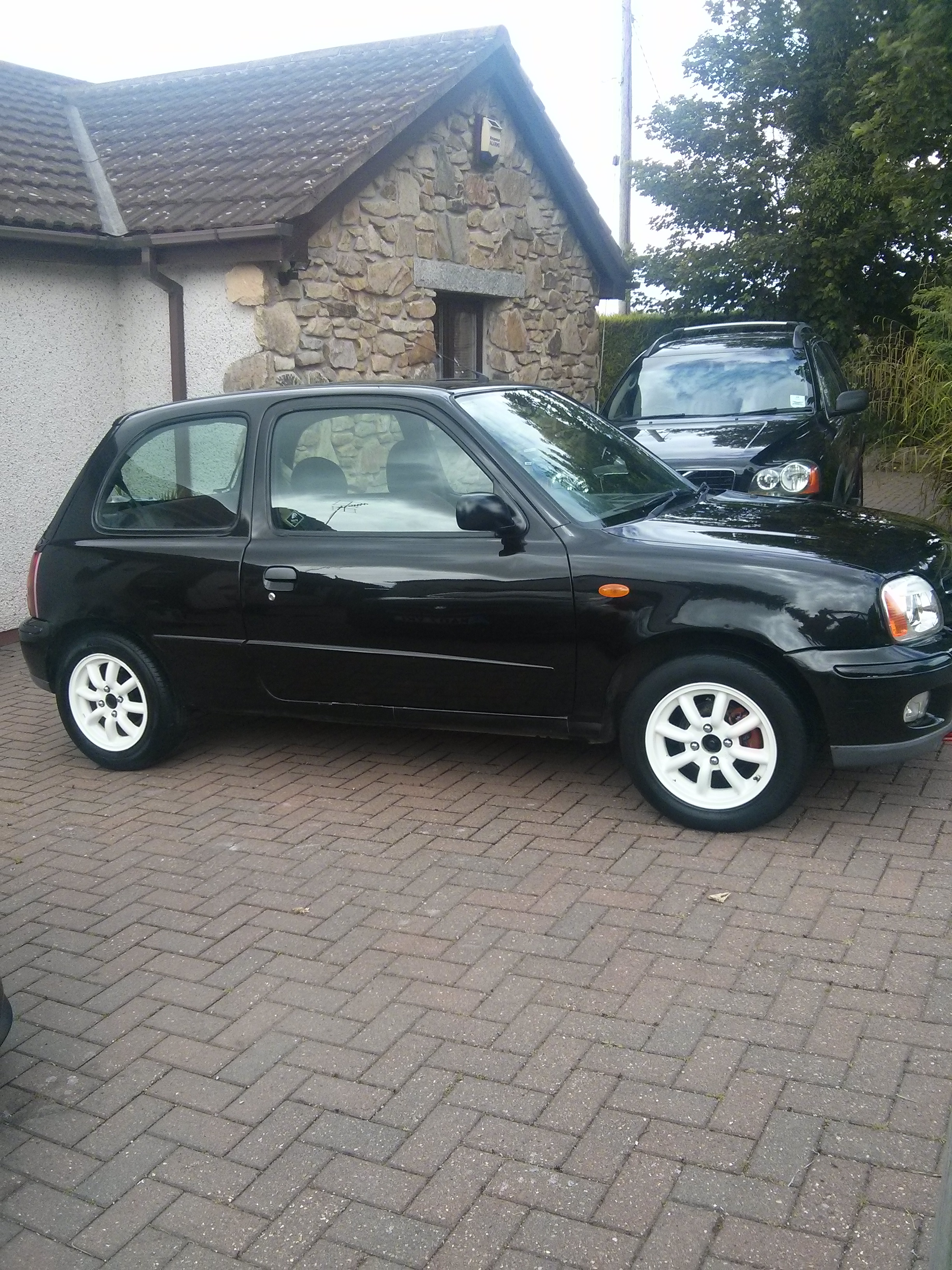 my nissan micra sport black 1l 2003 facelift micra sports club. Black Bedroom Furniture Sets. Home Design Ideas